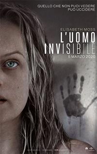 l'uomo invisibile locandina