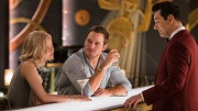 jennifer lawrence, chris pratt e michael sheen