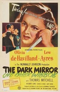 lo specchio scuro locandina