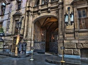 portale d'ingresso dakota building