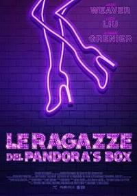 le ragazze del pandora's box locandina