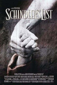schindler's list locandina