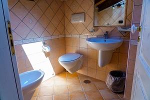 b&b antico frantoio bagno camere