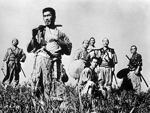 i sette samurai kurosawa