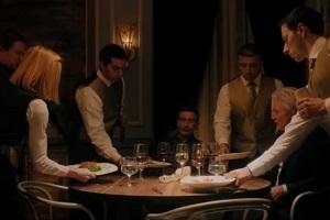 the dinner portata principale