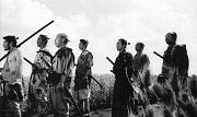 i sette samurai di kurosawa