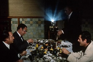 la grande abbuffata ostriche e champagne