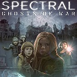 spectral ghosts of war fumetto
