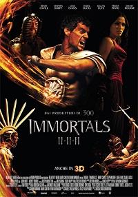 immortals locandina