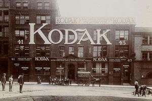 la sede principale della kodak