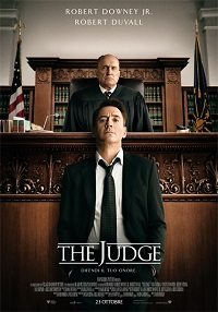 the judge locandina
