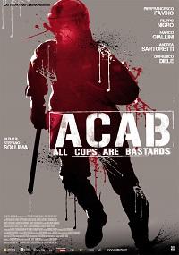 acab - all cops are bastards locandina
