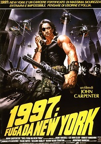 1997: fuga da new york locandina