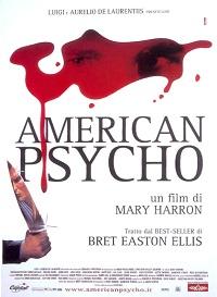 american psycho locandina