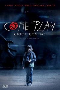 come play locandina