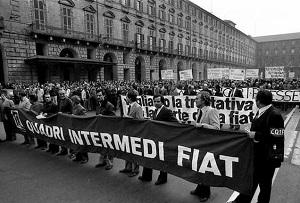 sciopero fiat 1980