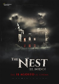 the nest - il nido locandina