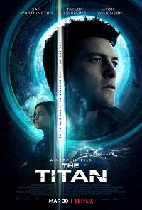 the titan locandina