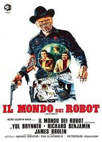 il mondo dei robot locandina