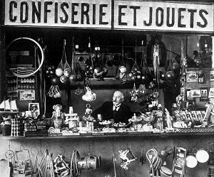 negozio di giocattoli di méliès a montparnasse