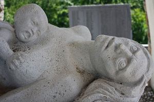 scultura ossario di sant'anna