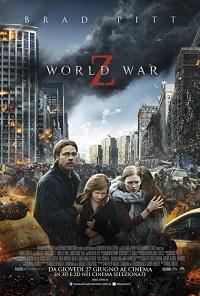 world war z locandina