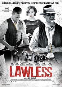 lawless locandina
