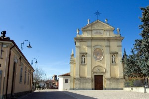 parrocchiale di santa vittoria d'alba